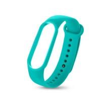 Ремешок для Mi 5 band silicon loop Teal зеленый