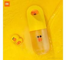 Дозатор для жидкого мыла Xiaomi Linefriends Auto Induction Foaming Hand Cleaner Yellow