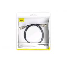 Кабель HDMI 1M 4K Horizontal Cable Baseus черный