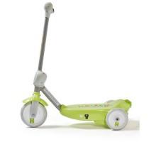 Электросамокат Halten Kiddy зеленый